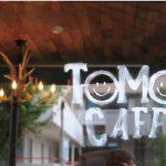 TOMO CAFF'EのとなりにTOMODELIがOPENしました。